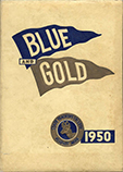 Blue and Gold 1950