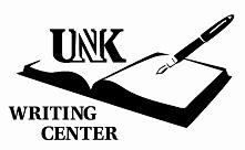 UNK Writing Center logo
