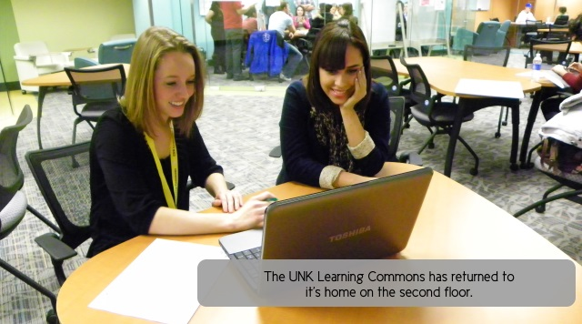 UNK Learning Commons